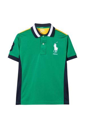 Polo verde Ralph Lauren Kids RALPH LAUREN KIDS | 8 | 322835453001