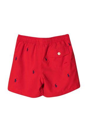 Red swimsuit Ralph Lauren kids  RALPH LAUREN KIDS | 85 | 322837737001