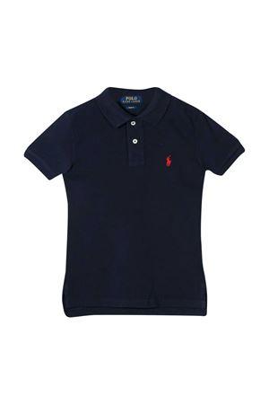 Polo blu teen Ralph Lauren Kids RALPH LAUREN KIDS   7   323547926004T