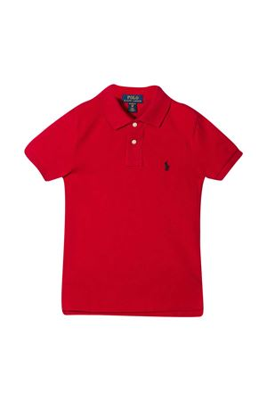 Red polo shirt teen Ralph Lauren Kids RALPH LAUREN KIDS | 7 | 323547926007T