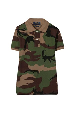 Polo camouflage teen Ralph Lauren Kids RALPH LAUREN KIDS | 2 | 323836692001T