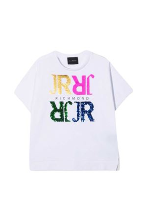 T-shirt bianca teen John Richmond Kids RICHMOND | 8 | RGP21138FELSWHITET