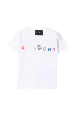 Richmond print T-shirt RICHMOND | 8 | RIP21077TSG9WHITE