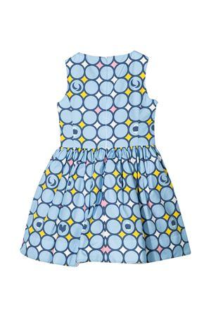 Light blue dress with print Simonetta Simonetta   11   1O1152OC820999