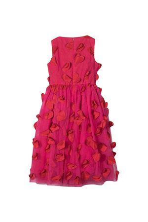 Midi dress with Simonetta application Simonetta   11   1O1212OB722514