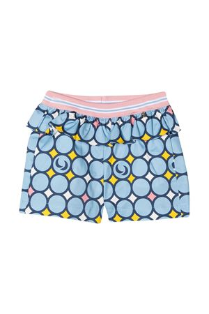 Simonetta light blue shorts  Simonetta | 9 | 1O6169OC830999