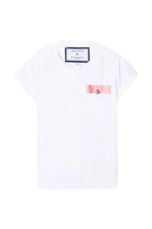 Simonetta white t-shirt  Simonetta | 8 | 1O8111OA060100RS