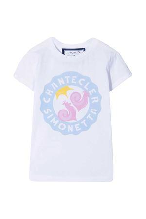 T-shirt with Simonetta print Simonetta | 8 | 1O8151OX130100