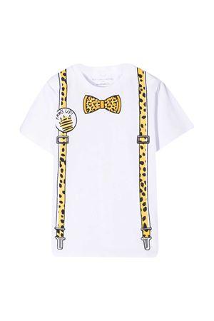 T-shirt bianca Stella Mccartney Kids STELLA MCCARTNEY KIDS   8   602241SQJ839000
