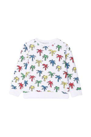 Stella McCartney Kids white sweatshirt  STELLA MCCARTNEY KIDS | -108764232 | 602247SQJ65H918