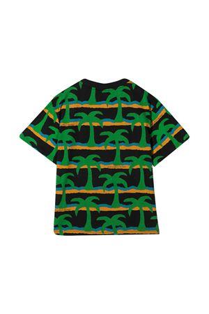 T-shirt with green print Stella McCartney kids STELLA MCCARTNEY KIDS | 8 | 602253SQJ61H101