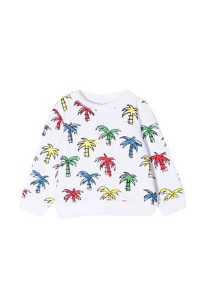 Felpa bianca Stella McCartney Kids STELLA MCCARTNEY KIDS | -108764232 | 602269SQJ65H918
