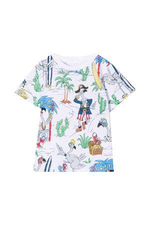 Stella McCartney Kids white t-shirt  STELLA MCCARTNEY KIDS | 8 | 602270SQJ67H913