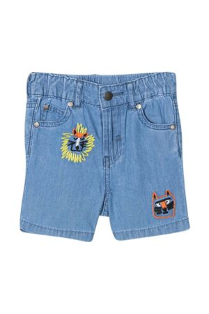 Denim shorts Stella McCartney Kids STELLA MCCARTNEY KIDS | 30 | 602367SQK164054