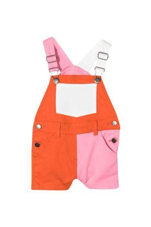 Multicolored denim dungarees Stella McCartney Kids STELLA MCCARTNEY KIDS | 24 | 602518SQKB48490