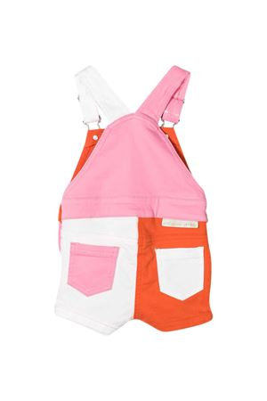 Multicolored denim dungarees Stella McCartney Kids STELLA MCCARTNEY KIDS | 24 | 602518SQKB48490