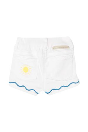 White denim shorts Stella McCartney Kids  STELLA MCCARTNEY KIDS | 30 | 602528SQKB19000