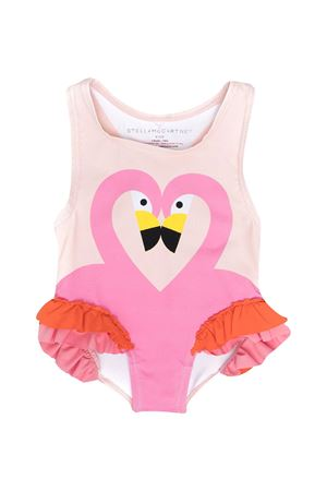 Costume intero rosa Stella McCartney Kids STELLA MCCARTNEY KIDS | 85 | 602567SQK626840