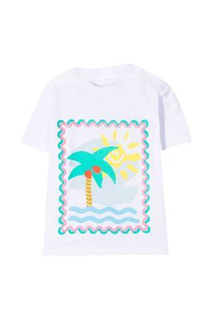 White t-shirt Stella McCartney Kids STELLA MCCARTNEY KIDS | 8 | 602597SQJ949000