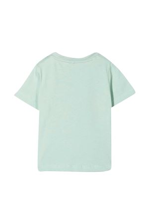 Light blue t-shirt with multicolor print Stella McCartney kids STELLA MCCARTNEY KIDS | 8 | 602597SQJC13442