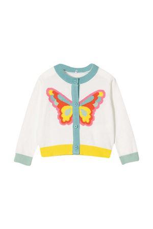 White cardigan Stella McCartney Kids STELLA MCCARTNEY KIDS | 39 | 602599SQM089100