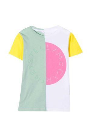 T-shirt multicolor Stella McCartney kids STELLA MCCARTNEY KIDS | 8 | 602648SQJC53442