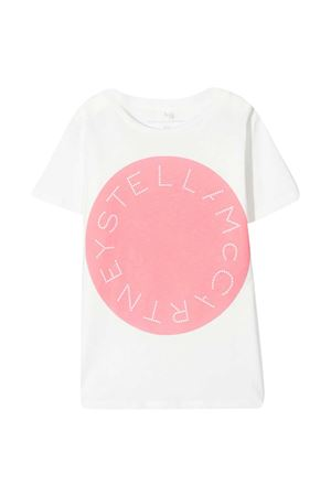 T-shirt bianca teen Stella McCartney kids STELLA MCCARTNEY KIDS   8   602648SQJF79000T