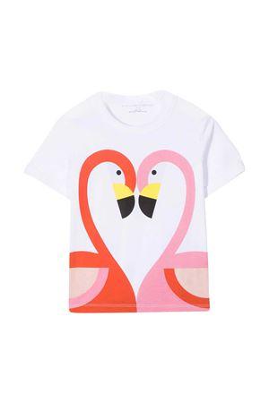T-shirt bianca Stella McCartney kids STELLA MCCARTNEY KIDS | 8 | 602652SQJA69000