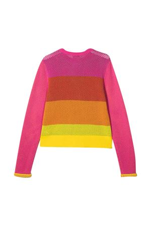 Maglione multicolore teen Stella McCartney Kids. STELLA MCCARTNEY KIDS | 1 | 602657SQM118490T