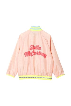 Giubbino giallo e rosa teen Stella McCartney kids STELLA MCCARTNEY KIDS | 13 | 602665SQK456840T