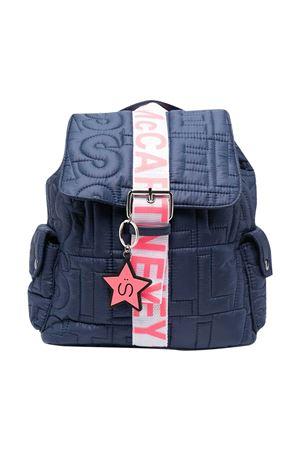 Stella McCartney kids blue backpack  STELLA MCCARTNEY KIDS | 5032345 | 602666SQD054018