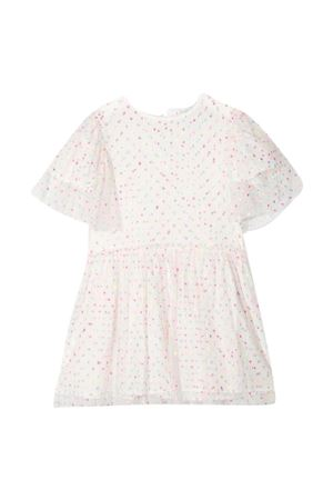White dress Stella McCartney Kids  STELLA MCCARTNEY KIDS | 11 | 602783SQKA6H924