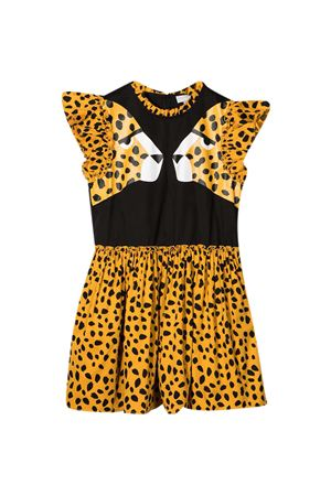 Animal print dress Stella McCartney Kids   STELLA MCCARTNEY KIDS | 11 | 602784SQKA21000