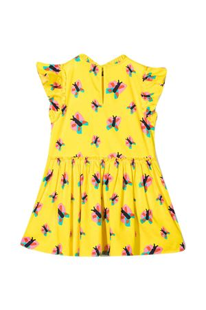 Stella McCartney Kids yellow dress  STELLA MCCARTNEY KIDS | 11 | 602784SQKA3H700