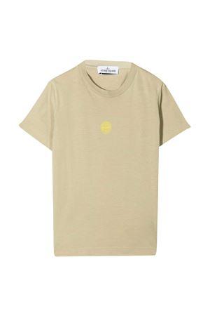 T-shirt sabbia teen Stone Island Junior STONE ISLAND JUNIOR | 8 | 741621057V0098T