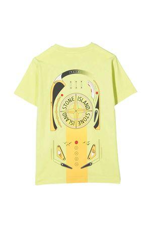 T-shirt gialla Stone Island Junior STONE ISLAND JUNIOR | 8 | 741621058V0031