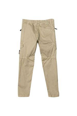 Pantaloni sabbia teen Stone Island Junior STONE ISLAND JUNIOR | 9 | 741630810V0198T
