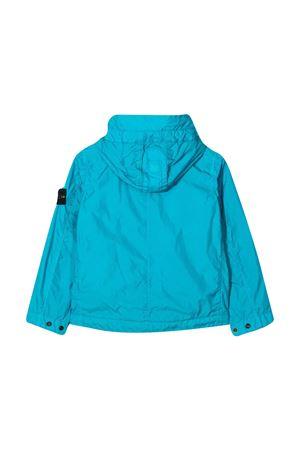 Stone Island Junior turquoise jacket  STONE ISLAND JUNIOR | 13 | 741640233V0042