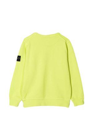 Yellow Stone Island Junior sweatshirt  STONE ISLAND JUNIOR | -108764232 | 741662340V0031