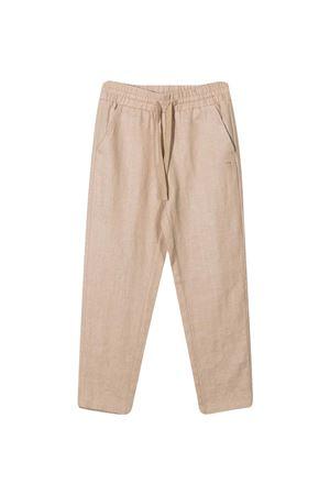 Pantaloni teen affusolati Trussardi kids TRUSSARDI KIDS | 9 | TBP21033PAHBKAKIT