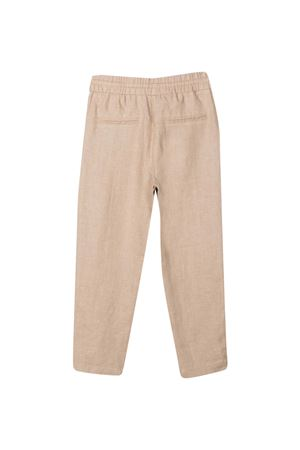Pantaloni affusolati Trussardi kids TRUSSARDI KIDS | 9 | TBP21033PAHBKAKI