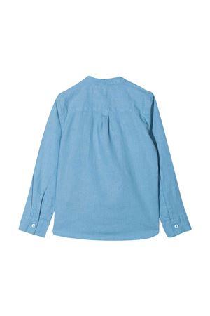 Camicia con ricamo TRUSSARDI JUNIOR TRUSSARDI KIDS | 5032334 | TBP21101CATVSKY