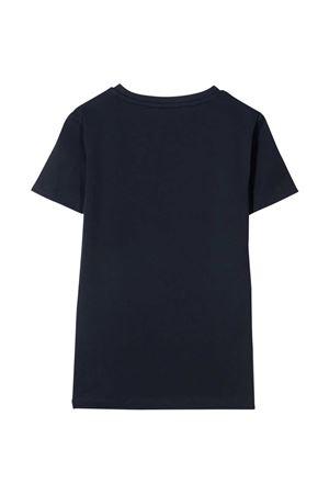 T-shirt teen con stampa Trussardi kids TRUSSARDI KIDS | 8 | TBP21108TSLSBLUEOXFORDT