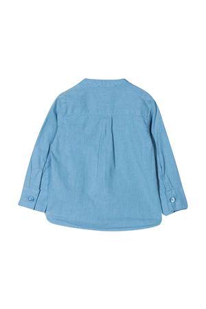 Trussardi kids embroidered shirt TRUSSARDI KIDS | 5032334 | TIP21045CATVSKY