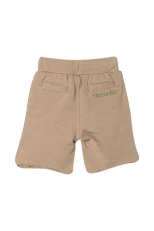 Trussardi kids sports shorts TRUSSARDI KIDS | 5 | TIP21048PALSKAKI