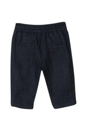 Pantaloni dritti Trussardi kids TRUSSARDI KIDS | 9 | TIP21127PAHSBLUEOXFORD