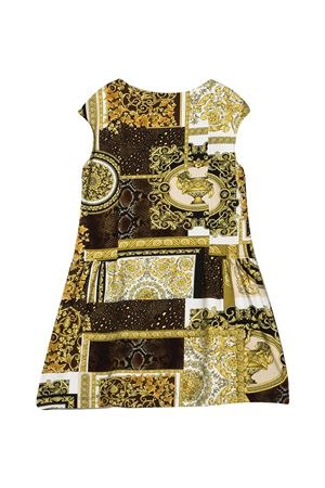 Baroque print dress Young Versace YOUNG VERSACE | 11 | 10000211A002705N030