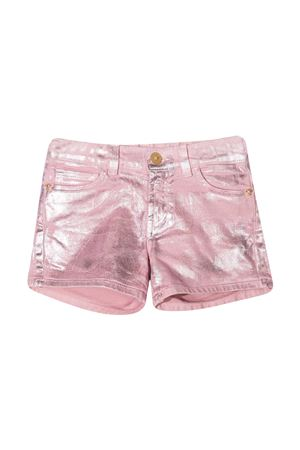 Shorts denim rosa Young Versace YOUNG VERSACE | 30 | 10000391A000501D000