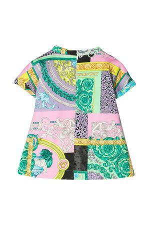 Young Versace multicolor dress  YOUNG VERSACE | 11 | 10000541A003005X000