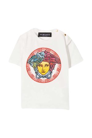 Young Versace white t-shirt  YOUNG VERSACE | 8 | 10001011A001222W070